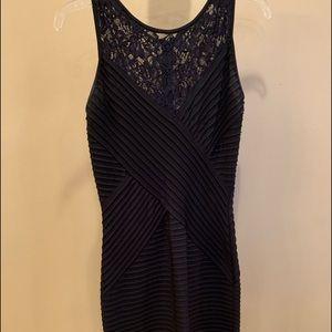 Like new! Calvin Klein black cocktail dress size 2